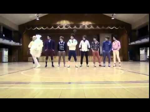 [Super Junior SS4 DVD] Cosplay VCR