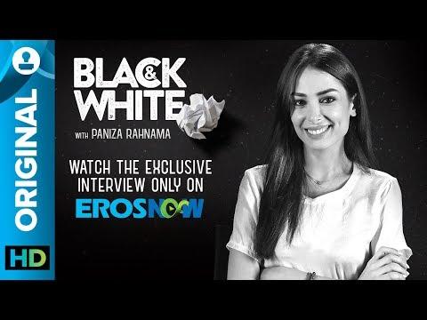 Black and White Interview with Paniza Rahnama