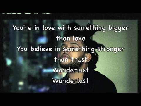 Wanderlust (Pharrell Remix) Lyrics - The Weeknd