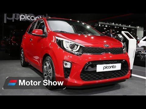 New Kia Picanto – Geneva Motor Show 2017