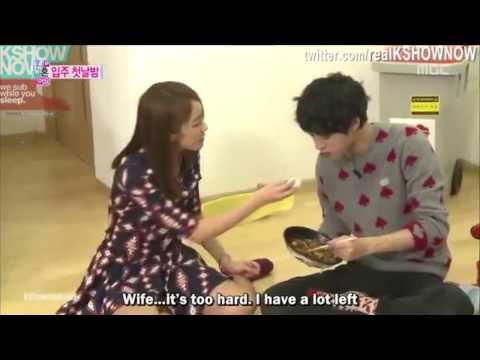 Jung Joon Young & Jung Yoo mi [4Dcouple] - Love Actually