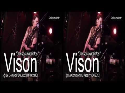 Vison @ Le Comptoir Du Jazz Bordeaux (11/04/2013)
