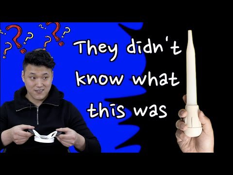 Korean Guys Guess American Household Products