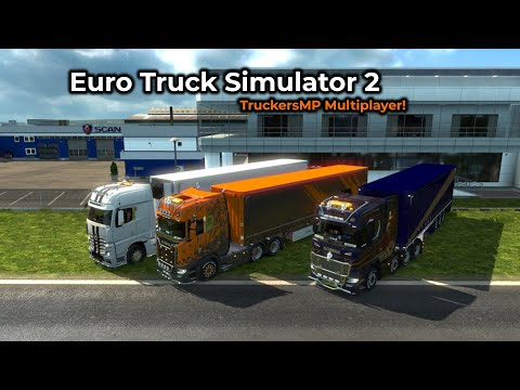 Euro Truck Simulator 2 - 02/11/2019