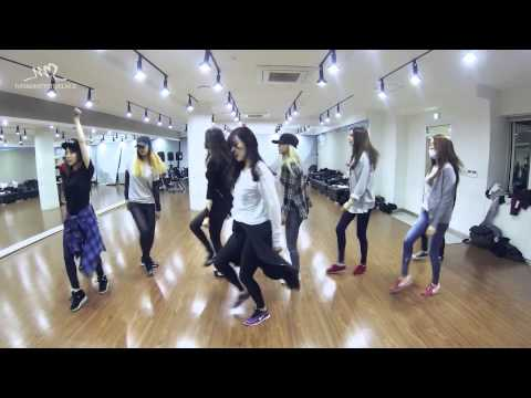 [mirror] SNSD Mr.Mr. Dance sm practice room GIRLS' GENERATION