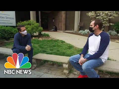 Epidemic Within A Pandemic: Substance Abuse And Overdoses On The Rise | NBC News NOW