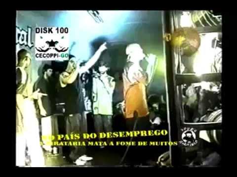 Baixar Facção Central -  Ao Vivo DVD Completo (2003)