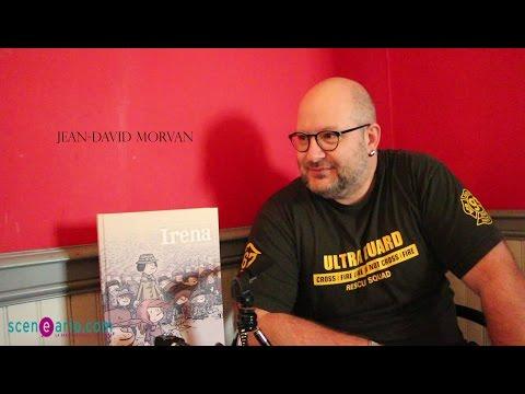 Vidéo de Jean-David Morvan