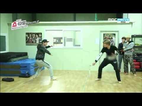 EXO showtime Kris vs ChanYeol
