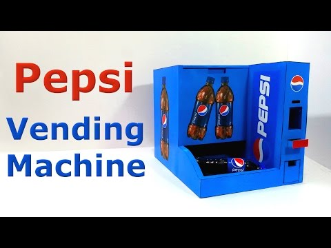 How To Make Pepsi Vending Machine Videomoviles Com