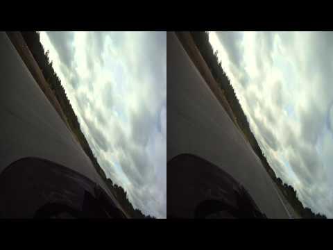 Söndagsåka på Arlanda TT 2011-08-21 (3D)