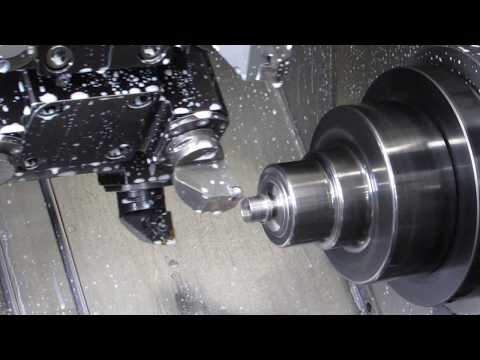Nakamura WT-300MMY CNC 8-Axis Turning Center FOR Sale at Machinesused.com