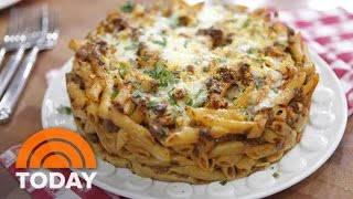 Penne Pie: Make Katie Lee's Recipe For This 'Crazy Good' Comfort Food | TODAY