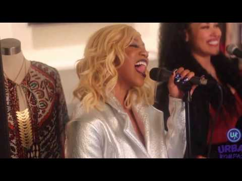 @Dondria joins Keke Wyatt in singing, MY FIRST LOVE | Dondria Nicole