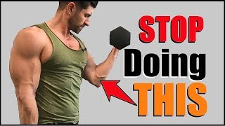 10 Things MOST Men Do WRONG At The Gym!