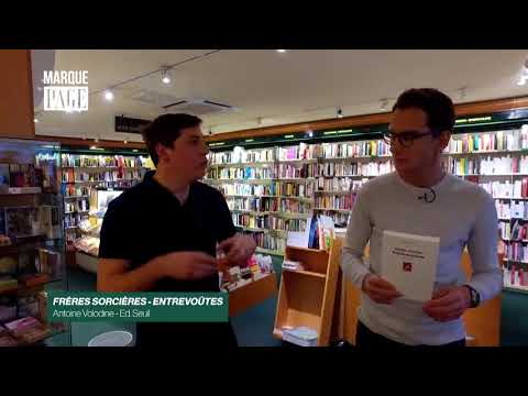 Vidéo de Antoine Volodine
