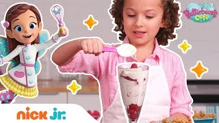 How to Make Healthy Recipes from Butterbean's Café 🍎 | Nick Jr.
