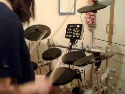 Deep Purple Hard Road Drum Cover