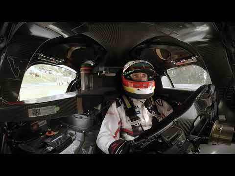 919tribute on tour: 360° Onboard ? show lap at the Nürburgring Nordschleife