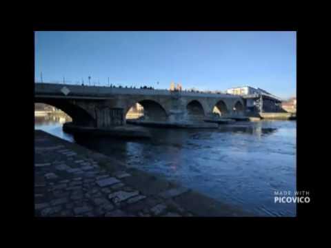 Stone Bridge, Regensburg Germany