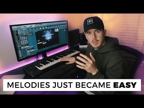 MY TRICKS TO MAKING BETTER MELODIES | Making a Beat FL Studio