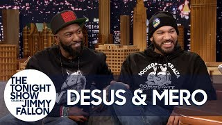 Desus & Mero Argue About the Filet-O-Fish and Mistake Jimmy for Jimmy Kimmel