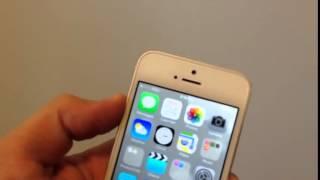 Verizon iPhone 5s Unlocked Works with ATT -