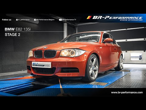 BMW E82 135i / Stage 2 By BR-Performance