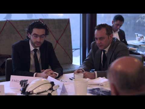 #BeyondDavos - Saving Syria Roundtable