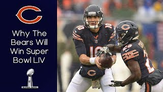 Why The Chicago Bears Will Win Super Bowl 54