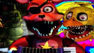ULTIMATE CUSTOM NIGHT DEMO GAMEPLAY?? nope  - Five Nights at Freddys Ultimate Custom Night Troll
