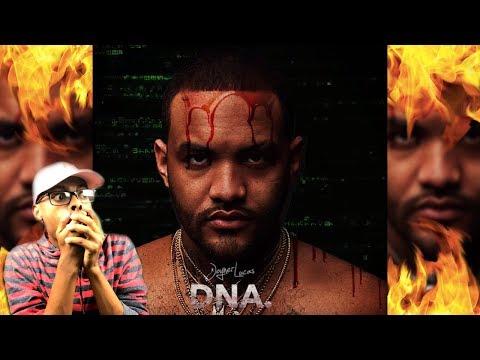 BETTER THAN KENDRICK? | Joyner Lucas - DNA Remix | Reaction