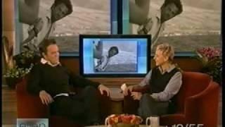 Matthew Perry on Ellen