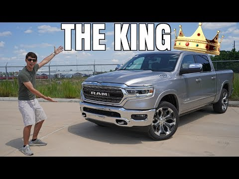 *NEW* 2019 Ram 1500 Laramie Limited Review - The BEST TRUCK You Can Buy