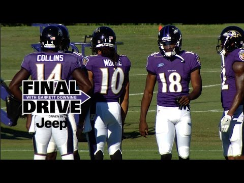 Watch Breshad Perriman Back At Practice | Final Drive | Baltimore Ravens
