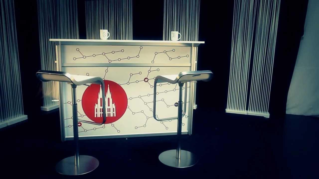 expomade bar theke youtube. Black Bedroom Furniture Sets. Home Design Ideas