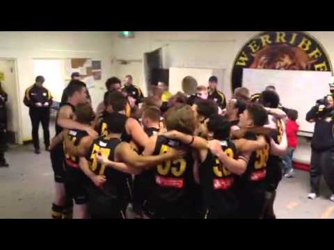 Werribee Rd 6 VFL - Development Boys 'Sing The Song'