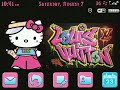 Free Hello Kitty BlackBerry Theme by Tenacgal