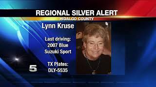 Regional Silver Alert Remains in Effect for 78-year-old