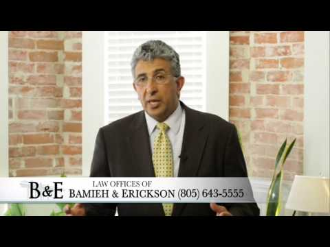 Visit http://www.bamieherickson.com/ today. Attorney Ron Bamieh, a Ventura criminal law lawyer, discusses the important qualities of trial lawyer. Call 805-643-5555 for a free consultation with one of our lawyers.  Bamieh...