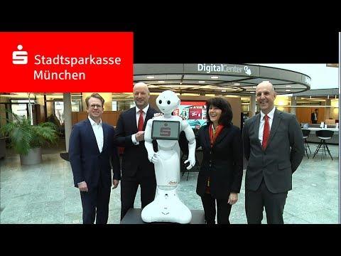 Die Stadtsparkasse München informiert über das Geschäftsjahr 2017