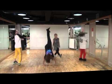 Tiny-G - Tiny-G mirrored Dance Practice