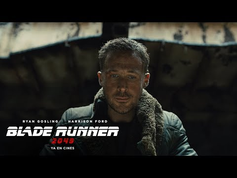 BLADE RUNNER 2049. La historia aún no ha terminado. Ya en cines.