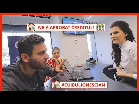 🏠 Ne-a aprobat creditul! Aproape că am găsit casa!   #CuibulIonescian