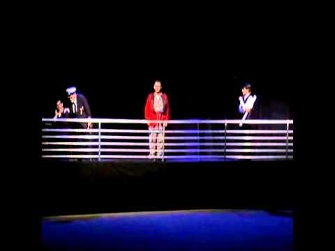 Titanic Musical performance video.