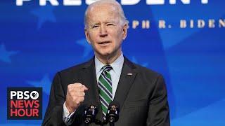 Marathon confirmation hearings begin for Biden's nominees