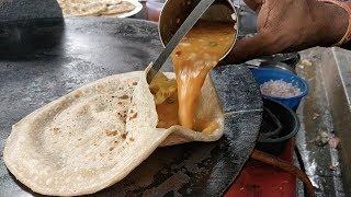 EGG STUFFED PARATHA | Anda Wala Paratha | Indian Street Food