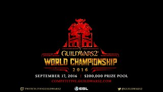Guild Wars 2 World Championship announced