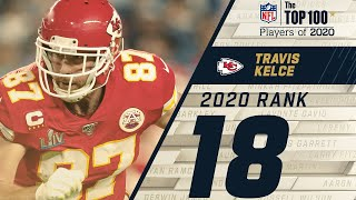 #18: Travis Kelce (TE, Chiefs) | Top 100 NFL Players of 2020
