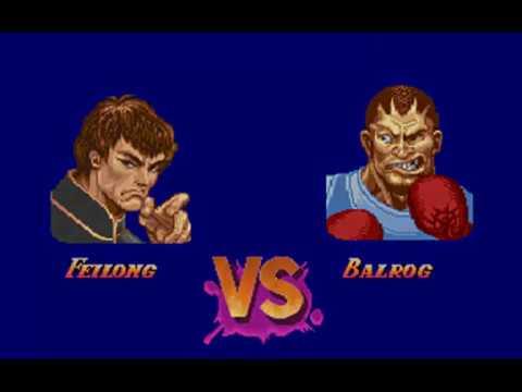 Super Street Fighter II (Fei Long) (Rozner Labs, Capcom) (MS-DOS) [1996] [PC Longplay]